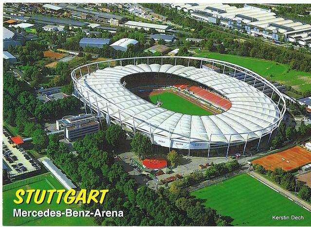 Stuttgart mercedes benz arena flickr photo sharing for Mercedes benz stadium application