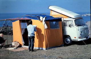 1969 Volkswagon Campmobile