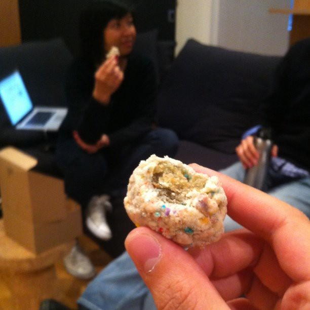 Momofuku Birthday Cake Truffles Calories