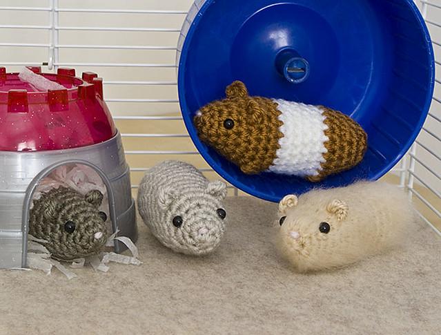 Amigurumi Hamsters Flickr - Photo Sharing!