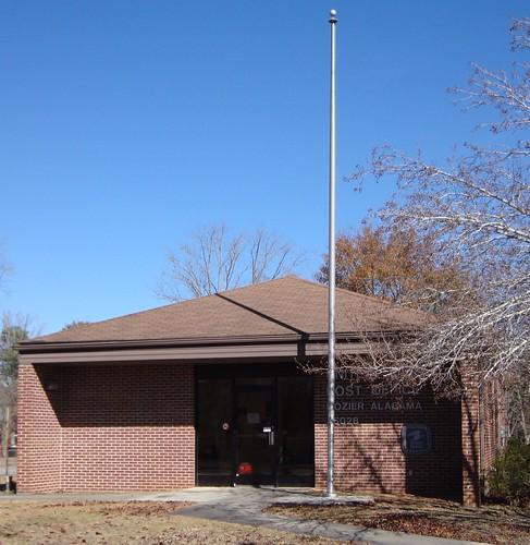 Post Office 36028 (Dozier, Alabama)