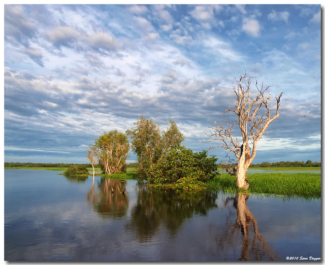 Alligator River, Kakadu