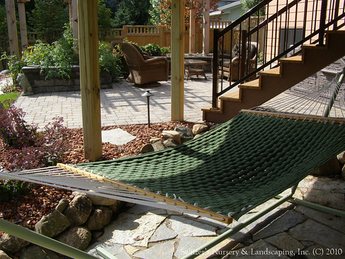 Under Deck Garden Ideas : Switzer s nursery landscaping the art of landscape design
