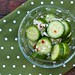 Marinated Cucumber Chips 2
