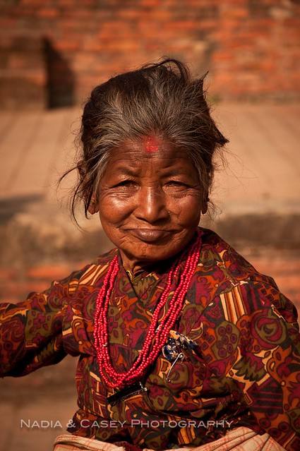 Bhaktapur Woman