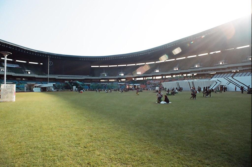 올림픽 주 경기장