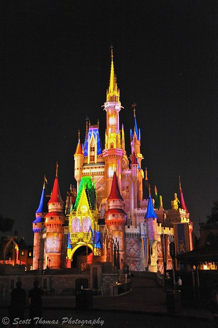 A Castle Projection