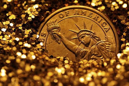 Liberty, Buried In Gold