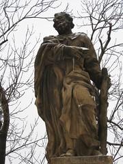 Statue of St. Jude Thaddeus (socha sv. Juda Tadeáše)