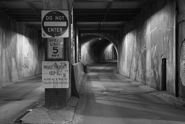 Providence RIPTA Tunnel #1