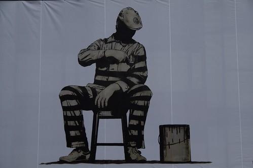 Prisoner / Stencil, Oslo