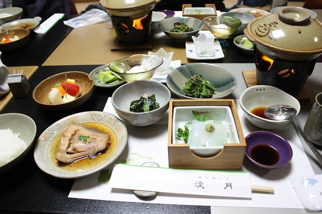 Photo:japanese traditionnal style breakfast By shok