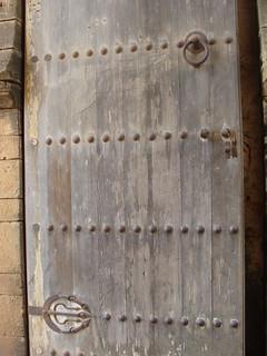 porte Kasbah de Mehdia