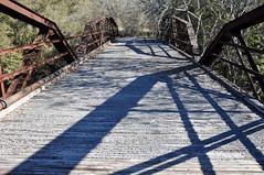 Mueller Bridge, Wilson County Texas