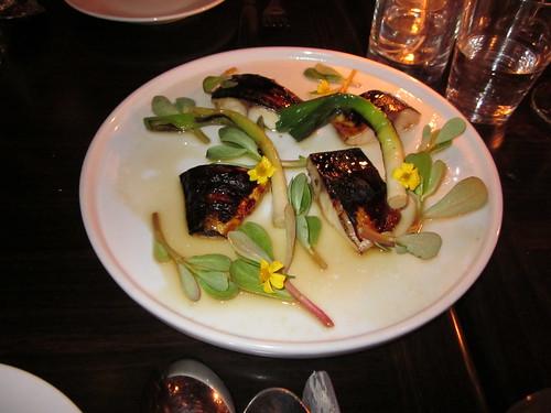 Veal cheeks for Fish dish sherman oaks