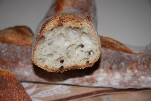 Bread Lounge baguette
