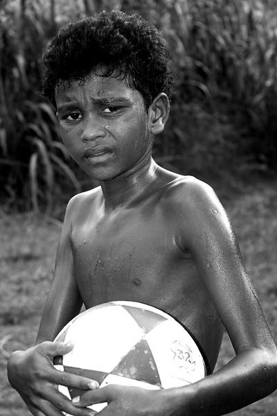 Rough & Tough Footballer