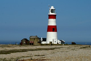 Orford Ness Lighthouse | by Dave Hamster