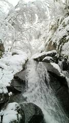 Born O' Vat waterfall