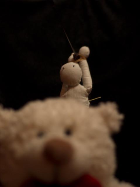 get the bear