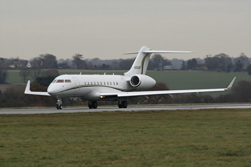 N352AF - GL5T - Aerolineas Mas