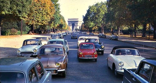 Paris 1962 by dok1