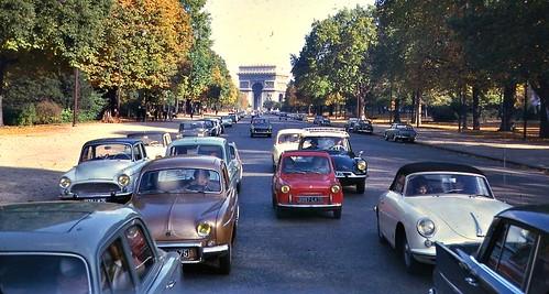 Paris 1962 by dok1