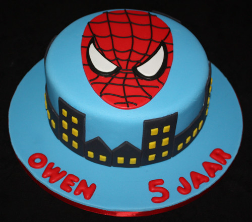 Images For Spiderman Cake : Spiderman - a gallery on Flickr