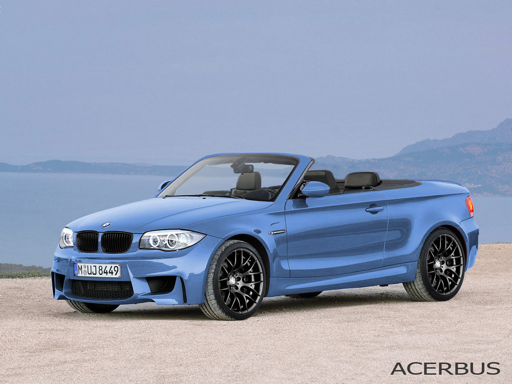 bmw 1m cabrio render. Black Bedroom Furniture Sets. Home Design Ideas