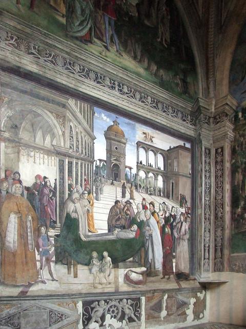 Santa Maria in Aracoeli - Capella Bufalini