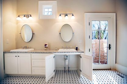 ADA Vanity | Madison Cabinets took this idea and made us a ...