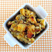 Sweet Potato and Sausage Stuffing