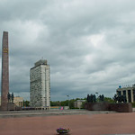 Monument to the Heroic Defenders of Leningrad (Siege of Leningrad)