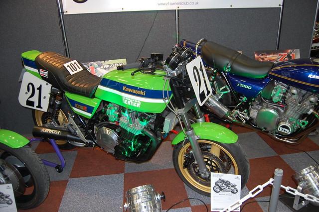 Kawasaki Gpz Bhp