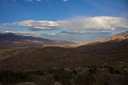 california usa highway san desert panoramic palm mount springs idyllwild jacinto