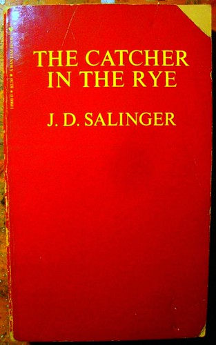 Catcher in the Rye / Salinger by trudeau