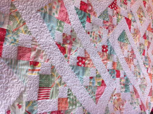 Freckled Whimsy quilt along
