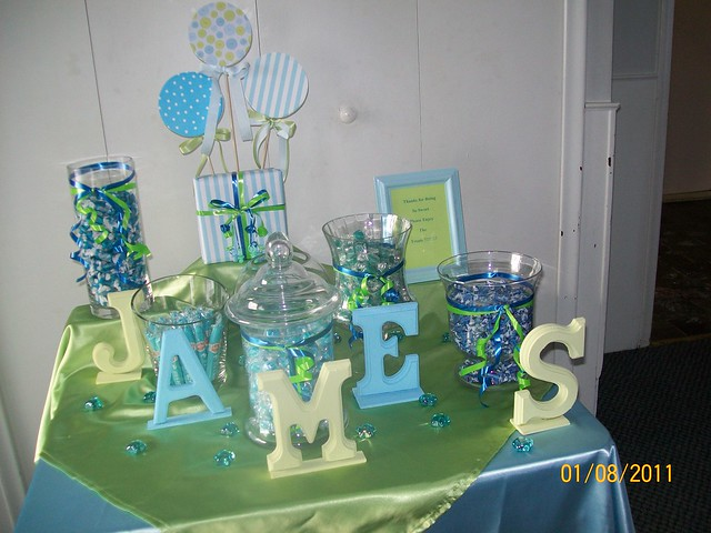 baby shower candy table flickr photo sharing