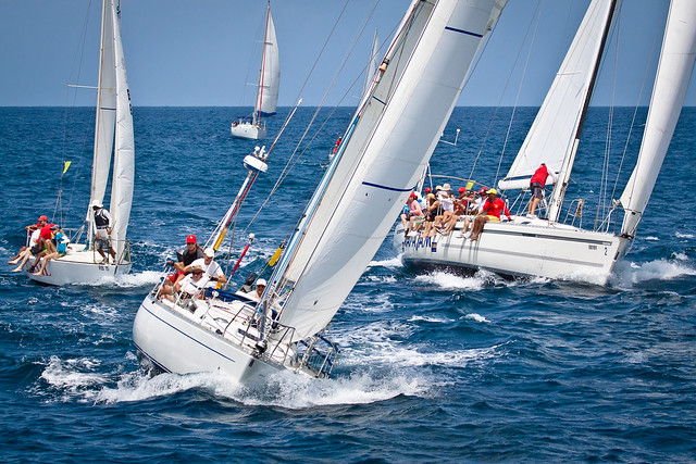Mount Gay Regatta Barbados 2011