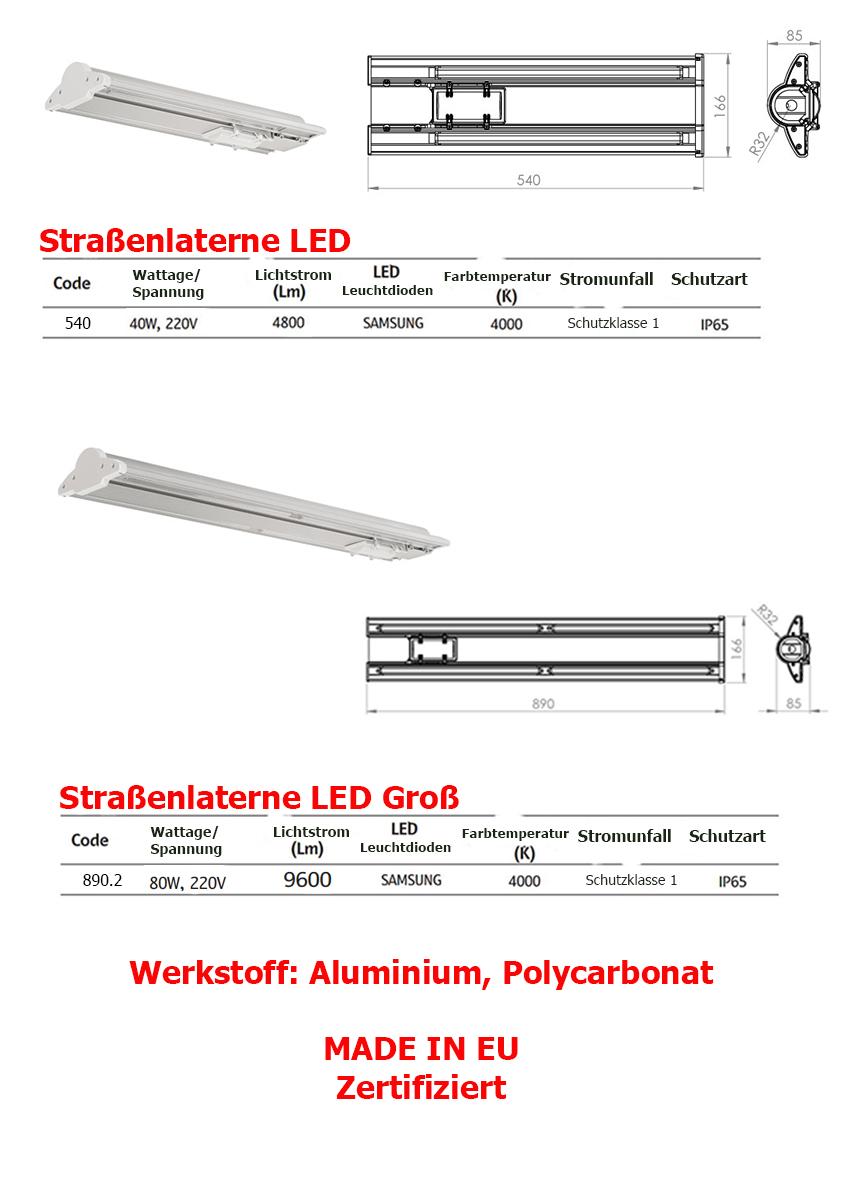 Strassen LED