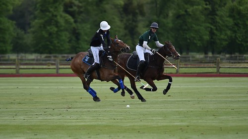 Tournoi d'Alliance au Polo Club de Domaine de Chantilly