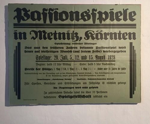 Metnitzer Brauchtumsmuseum