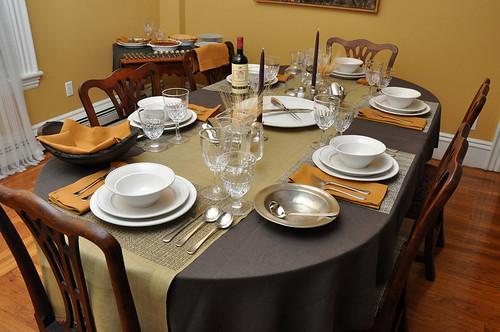 Blog come apparecchiare la tavola fantasia e galateo - Apparecchiare una tavola elegante ...