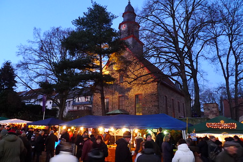 Weihnachtsmarkt Praunheim 2010