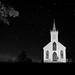 Rainy Night Visit of St.Teresa Church by flopper