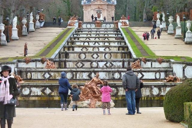487 - Palacio Real de La Granja de San Ildefonso