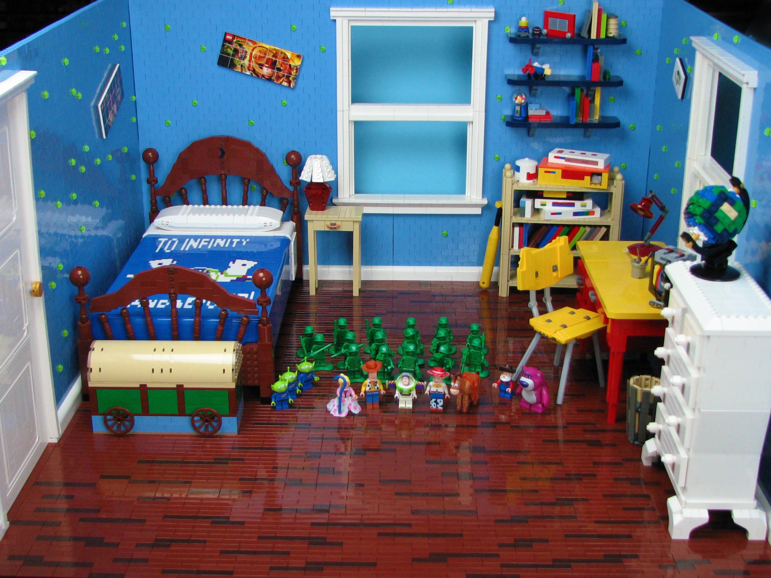 漫威主题卧室装修