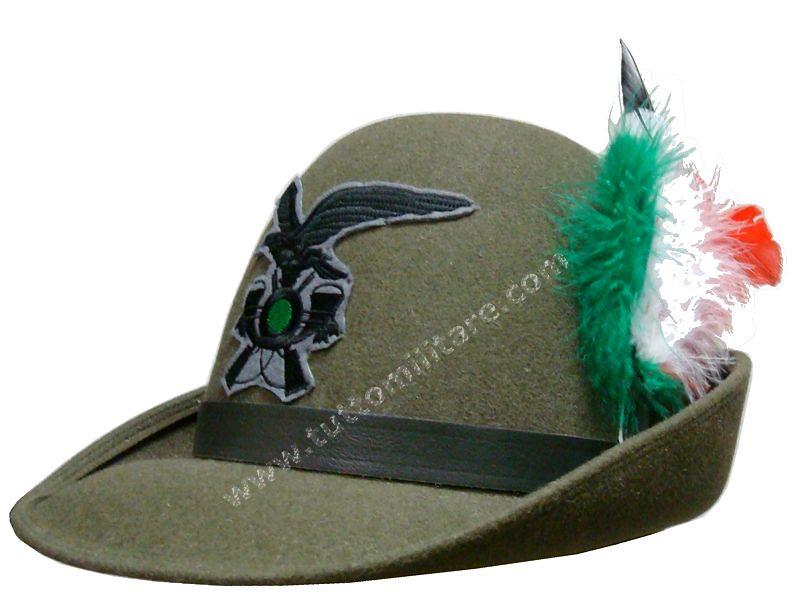 Cappello Alpino per Simpatizzanti  e6e8be02515b