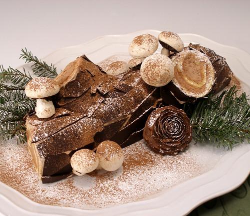 Woodland Buche de Noel-Gluten Free! | Flickr - Photo Sharing!