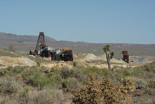 gold nevada historic mines goldfield goldmine